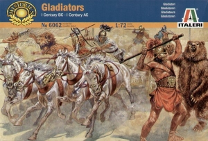 ITALERI 1/72 6062 GLADIATORS