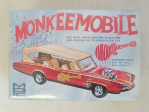 MPC 1/25 772/12 MONKEEMOBILE
