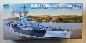 TRUMPETER 1/350 05336 HMS ABERCROMBIE MONITOR