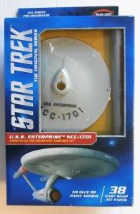 POLAR LIGHTS  936 STAR TREK USS ENTERPRISE NCC-1701 SNAP KIT 1/1000