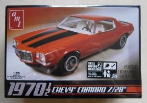 AMT 1/25 AMT635 CHEVY CAMARO Z/28 1970