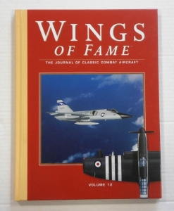 CHEAP BOOKS  ZB781 WINGS OF FAME VOLUME 12