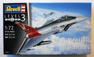 REVELL 1/72 03952 EUROFIGHTER TYPHOON SINGLE SEATER