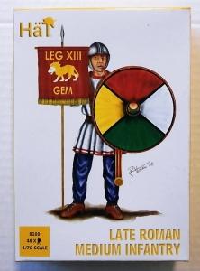 HAT INDUSTRIES 1/72 8100 LATE ROMAN MEDIUM CAVALRY