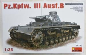 MINIART 1/35 35162 Pz.Kpfw.III Ausf.B