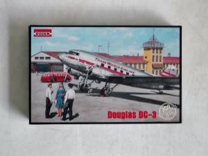 RODEN 1/144 309 DOUGLAS DC-3 TWA