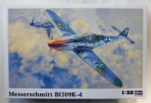 HASEGAWA 1/32 ST20 MESSERSCHMITT Bf 109K-4