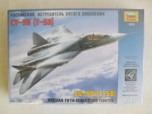 ZVEZDA 1/72 7275 Su-50  T-50