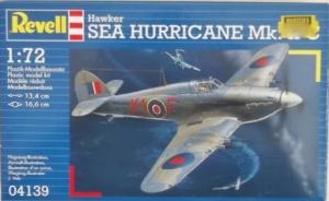 REVELL 1/72 04139 HAWKER SEA HURRICANE Mk.IIC