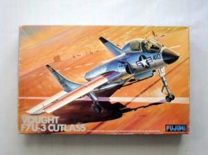 FUJIMI 1/72 H-10 VOUGHT F7U-3 CUTLASS