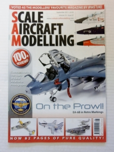 SCALE AIRCRAFT MODELLING  SAM VOLUME 33 ISSUE 07
