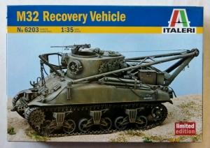 ITALERI 1/35 6203 M32 RECOVERY VEHICLE