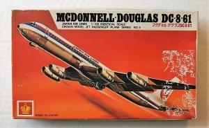 CROWN  256 McDONNELL-DOUGLAS DC-8-61 JAL 1/330