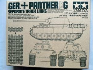 TAMIYA 1/35 35171 PANTHER G TRACK LINKS