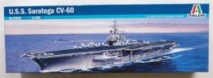 ITALERI 1/720 5520 USS SARATOGA CV-60