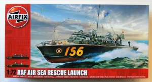 AIRFIX 1/72 05281 RAF RESCUE LAUNCH