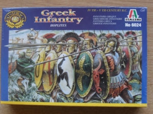 ITALERI 1/72 6024 GREEK INFANTRY