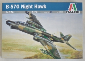 ITALERI 1/72 174 B-57G NIGHT HAWK