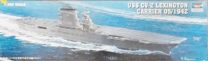 TRUMPETER 1/350 05608 USS LEXINGTON CV-2  UK SALE ONLY