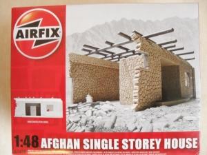 AIRFIX 1/48 75010 AFGHAN SINGLE STOREY HOUSE