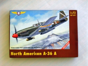 MNEWS 1/72 72002 NORTH AMERICAN A-36A