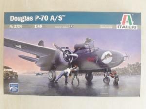 ITALERI 1/48 2724 DOUGLAS P-70A/S