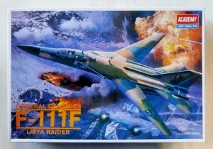 1/48 1675 GENERAL DYNAMICS F-111F LIBYA RAIDER