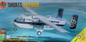 AIRFIX 1/72 04018 SHORTS SKYVAN OLYMPIC