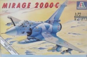 ITALERI 1/72 012 MIRAGE 2000C
