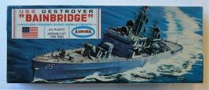 AURORA 1/600 717-130 USS BAINBRIDGE