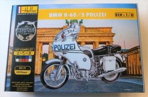 HELLER 1/8 52993 BMW R-60/5 POLIZEI