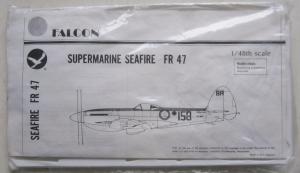 FALCON 1/48 SUPERMARINE SEAFIRE FR 47