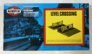 AIRFIX AIRFIX HO/OO TRACKSIDE 03612 LEVEL CROSSING
