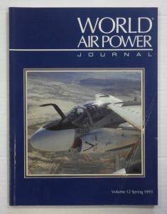 CHEAP BOOKS  ZB756 WORLD AIR POWER JOURNAL VOL 12 1993