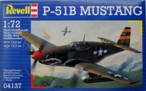 REVELL 1/72 04137 P-51B MUSTANG