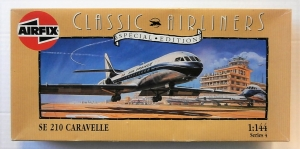 AIRFIX 1/144 04175 SE 210 CARAVELLE AIR FRANCE
