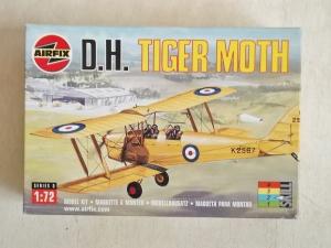 AIRFIX 1/72 00015 DH TIGER MOTH