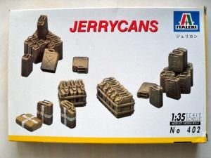 ITALERI 1/35 402 JERRYCANS