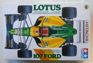 TAMIYA 1/20 20037 LOTUS 107 FORD