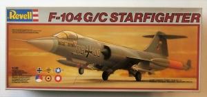 REVELL 1/32 4722 F-104G/C STARFIGHTER