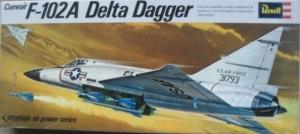 REVELL  H130 CONVAIR F-102A DELTA DAGGER