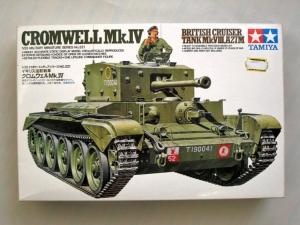 TAMIYA 1/35 35221 CROMWELL Mk.IV