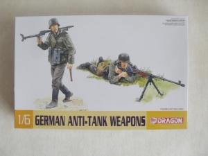 DRAGON 1/6 75014 GERMAN ANTI-TANK WEAPONS