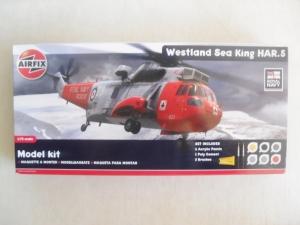 AIRFIX 1/72 50113 WESTLAND SEA KING HAR.5