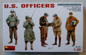 MINIART 1/35 35161 US OFFICERS