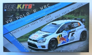 BELKITS 1/24 005 VW POLO R WRC