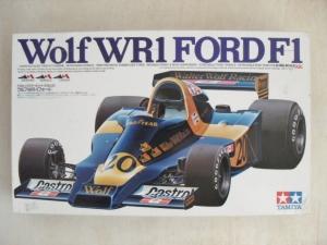 TAMIYA 1/12 12024 WOLF WR-1 FORD F-1
