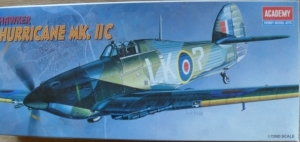 1/72 2129 HURRICANE Mk.IIc