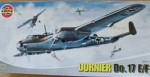 AIRFIX 1/72 04014 DORNIER Do 17E/F