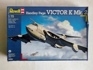 REVELL 1/72 4352 HANDLEY PAGE VICTOR K Mk.2